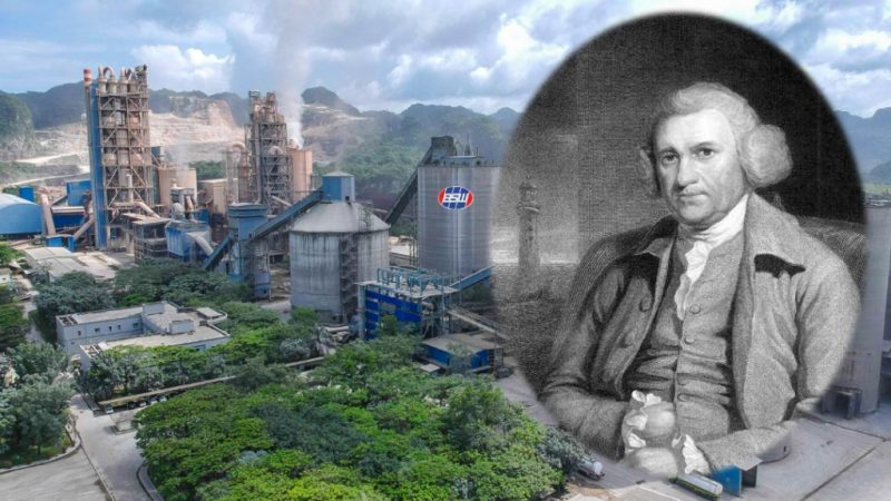 Tahukah Kamu Sejarah Penemu  Semen Pertama?