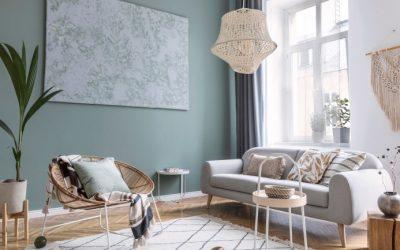Ini Warna Ruangan Favorit di 2021