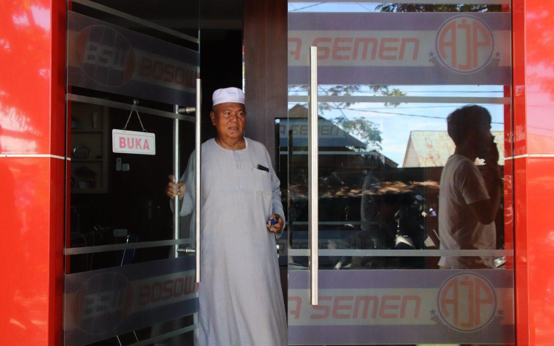 TB Adi Jaya Putra: Bina Ratusan Toko Hingga Pelosok Lutra dan Lutim