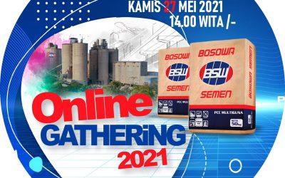 Banjir Hadiah, Ratusan Retail Hadir di Online Gathering 2021