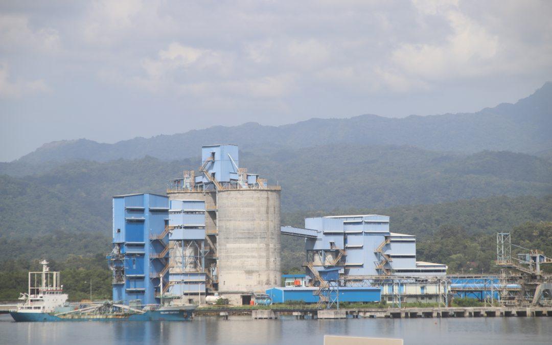Pelabuhan Siawung Permudah Distribusi Antar Pulau, Dilengkapi 3 Unit Truck Loader